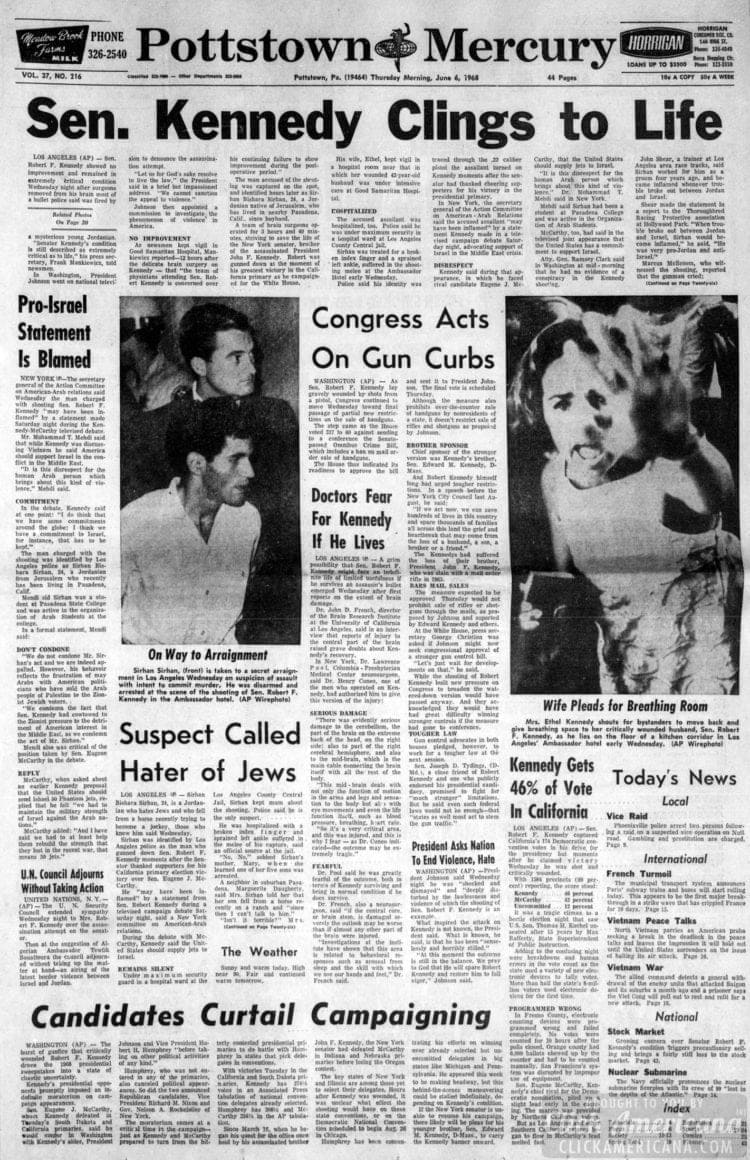 The_Mercury RFK shot - June 6 1968