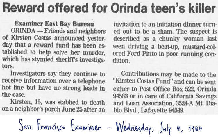 The San Francisco Examiner Wed Jul 4 1984