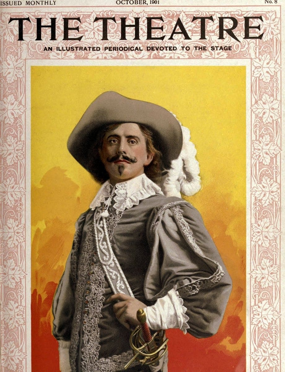 Theatre Magazine cover (1901 10)