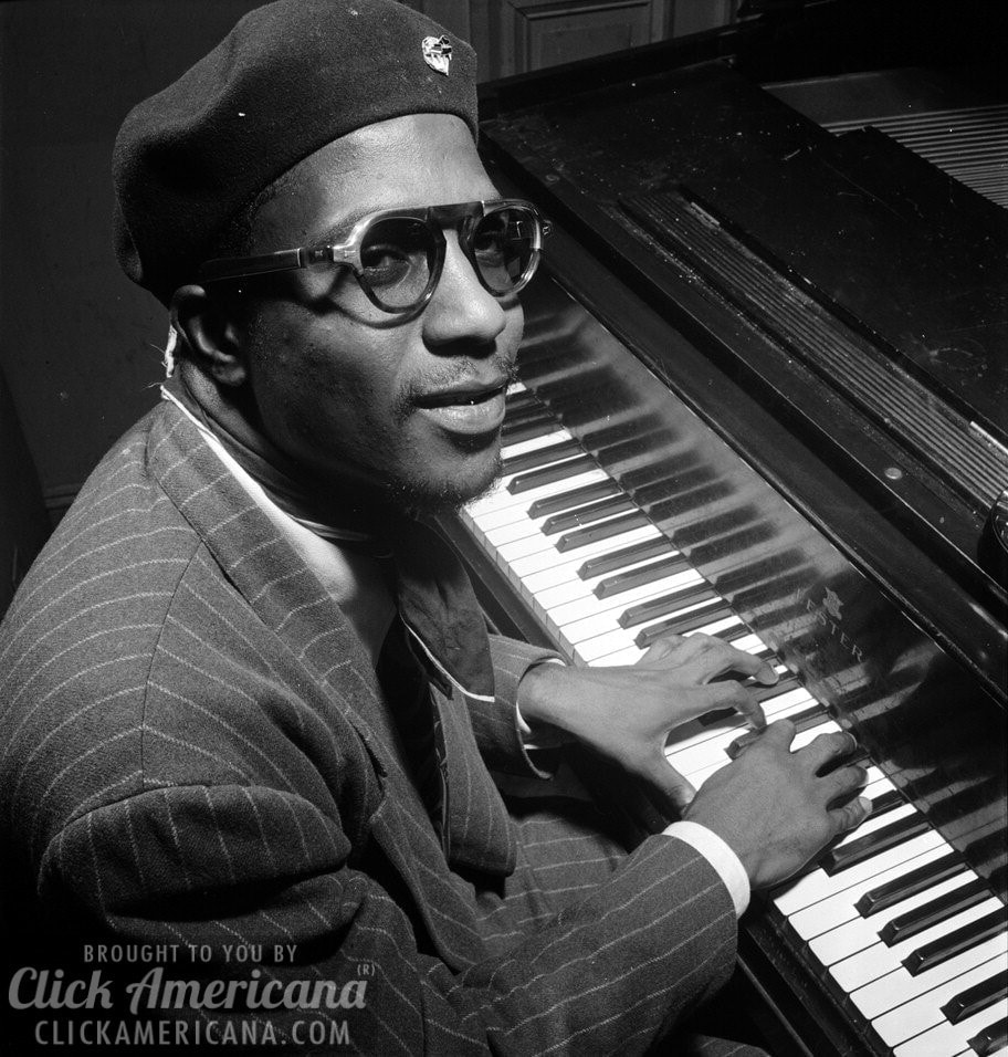 Thelonious Monk altered the language of jazz (1982)