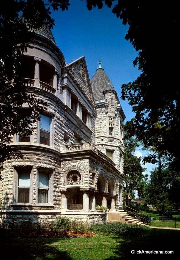 Ford Louisville Ky >> Old Louisville: The lavish Conrad-Caldwell House - Click ...