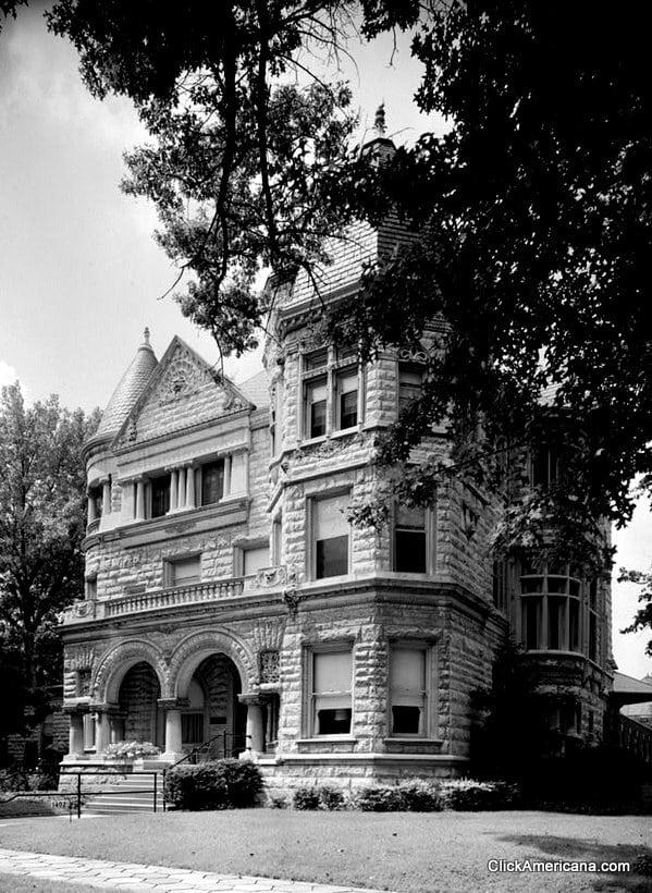 Conrad Caldwell House Conrad Caldwell House