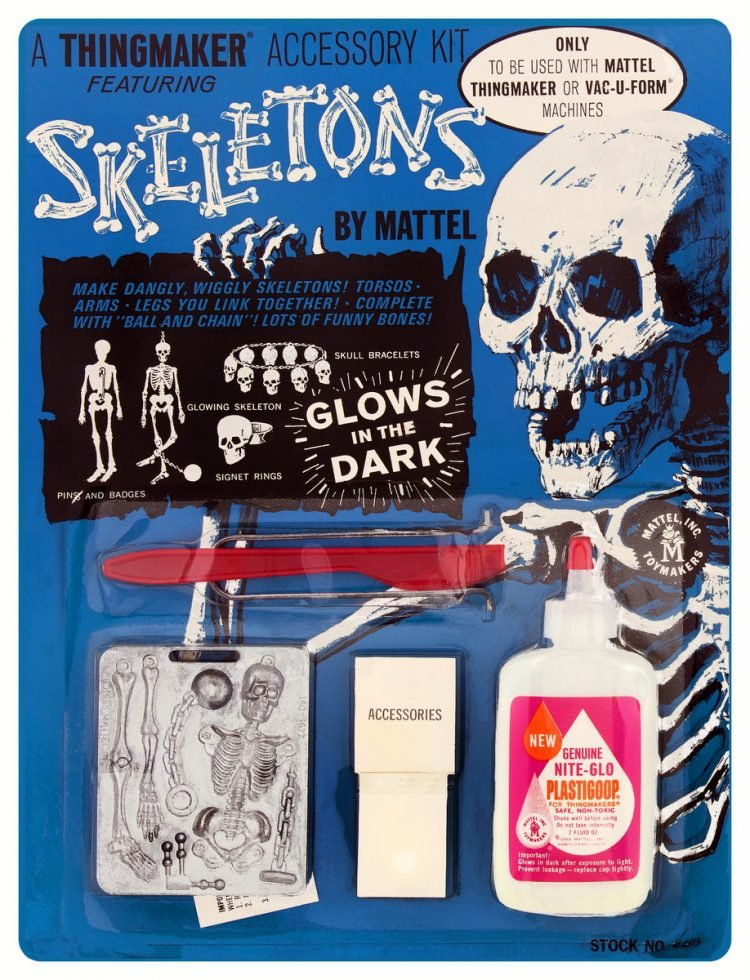 Thingmaker Skeletons kit