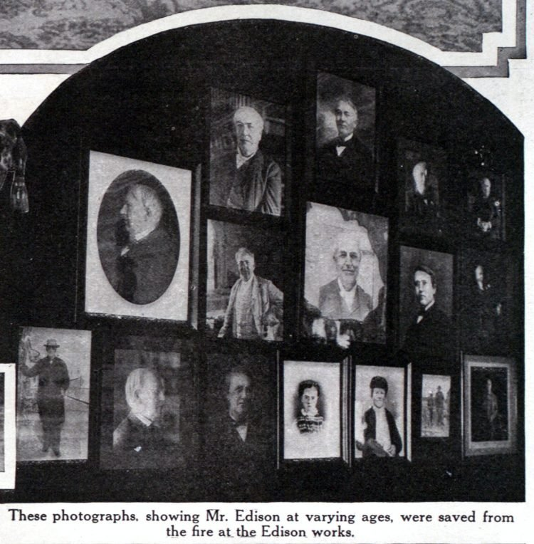 Thomas Edison's home - Seen in 1916 (4)