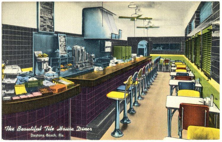 Tile House Diner - Daytona Beach Florida