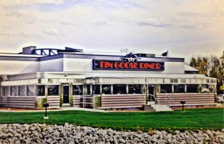Tin Goose Diner, Ohio