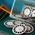 Tiny magical worldsA collection of vintage View-Master reels