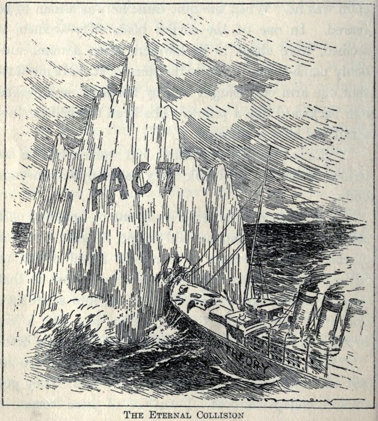 Titanic disaster editorial cartoon 1912 (5)