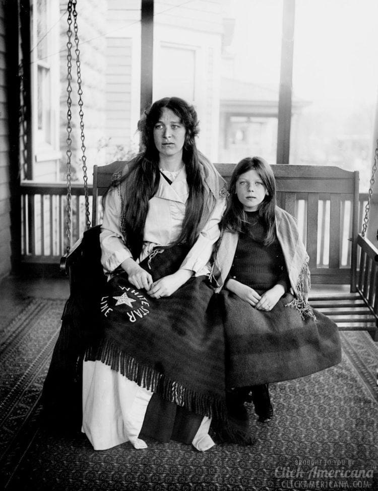Titanic survivor - Charlotte Collyer