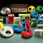 Toot-A-Loop & Panasonic's other wacky portable radios