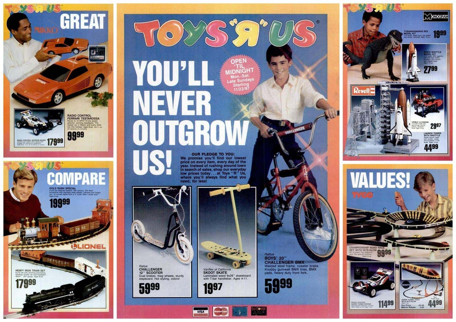 Toys Are Us Catalog : Toys r us catalog you ll never outgrow