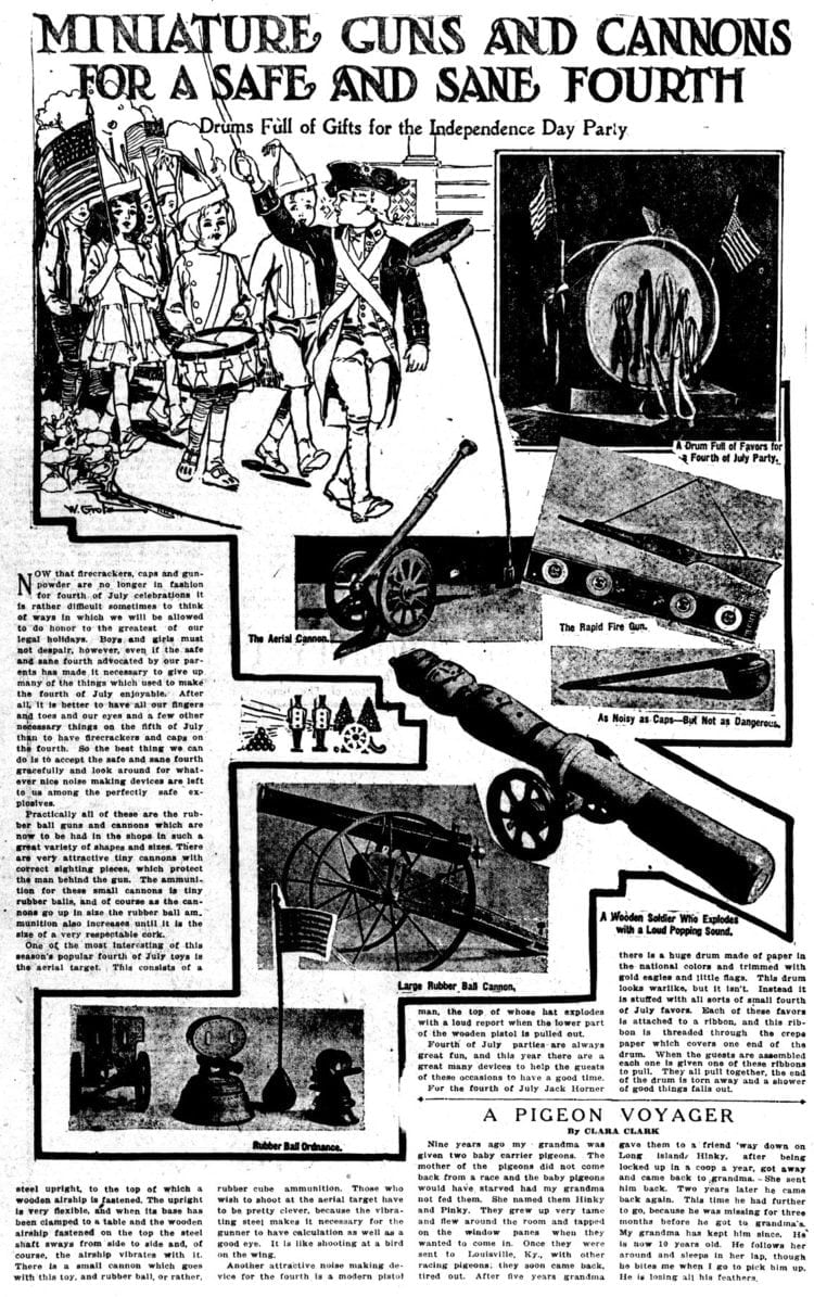 Toys for a safe and sane fourth of July (1912)