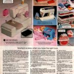 Small and toy sewing machines - Sew Perfect, Knit Magic and more