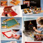 Coloring, drawing, learning and playing for little kids - including Crayola, Disney and Lite Brite