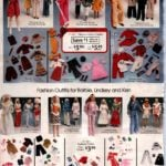 Barbie clothes: Fashion outfits for Barbie, Lindsey & Ken dolls