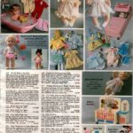 Retro dolls including Little Babs, Baby Wide Eyes, Sweet Tender Touch and others