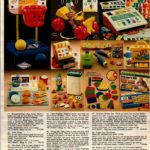 Fisher Price Jolly Jalopy, Basketball bean bag game, Play desk, Hiking set, Cash register and more