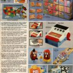 Vintage puzzles, Mr Potato Head, Teeter Totter watches, block picture puzzles, US Map puzzle