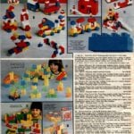 Vintage Brix Blocks building sets and alphabet blocks