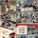 Vintage Brix Blocks toy sets