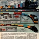 Train sets for kids - Bachmann Big Husky and Chessie System