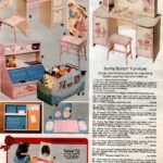 Sunny Bunch Furniture - cute country-style bedroom furniture for girls