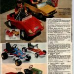 '80s toy cars, tractors and ride-ons for kids