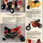 Pretend motorcycles and other electric battery-powered ride-on toys for kids