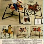 Hobby Horses and ride-on horse toys