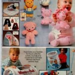 Washable toys for babies - Winnie the Pooh, Snoopy, more - Peek a Boo Picture Tube