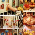 Crib and playpen toys for babies and toddlers - Winnie the Pooh