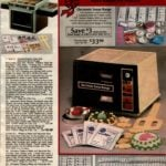 Funtime Electric Oven, Pillsbury Bake and Decorate sets, Electronic Sonar Range toy oven