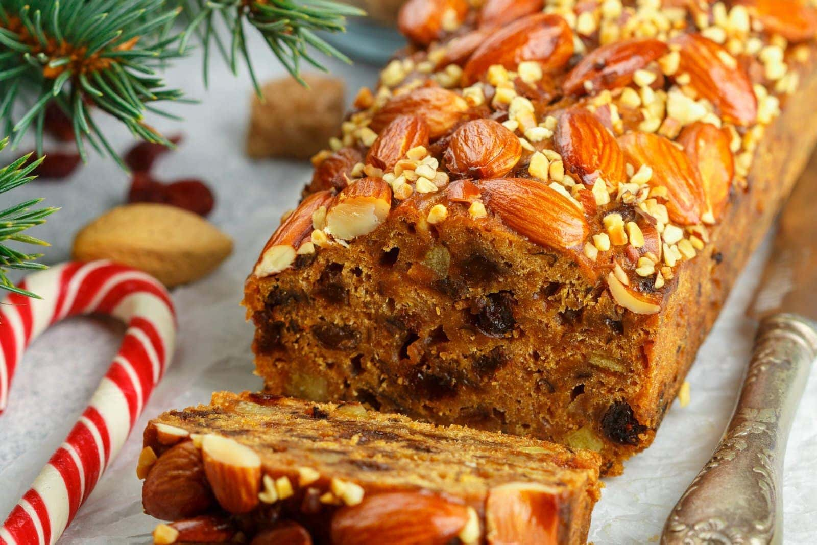 Traditional vintage Southern fruitcake recipes