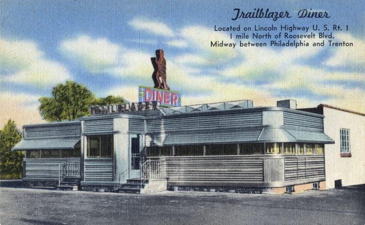 Trailblazer Diner - Near Philadelphia PA