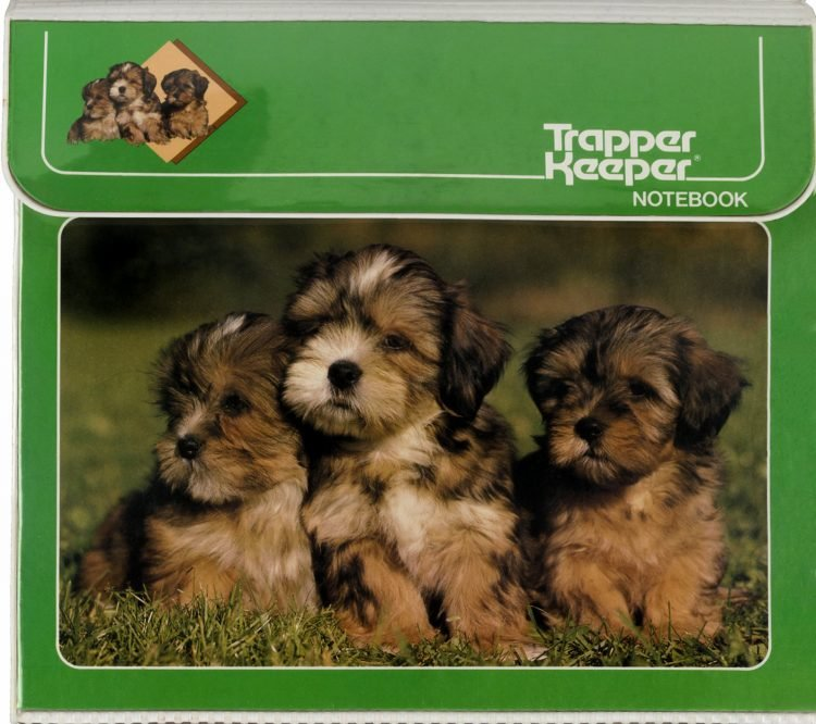 Trapper Keeper - puppies