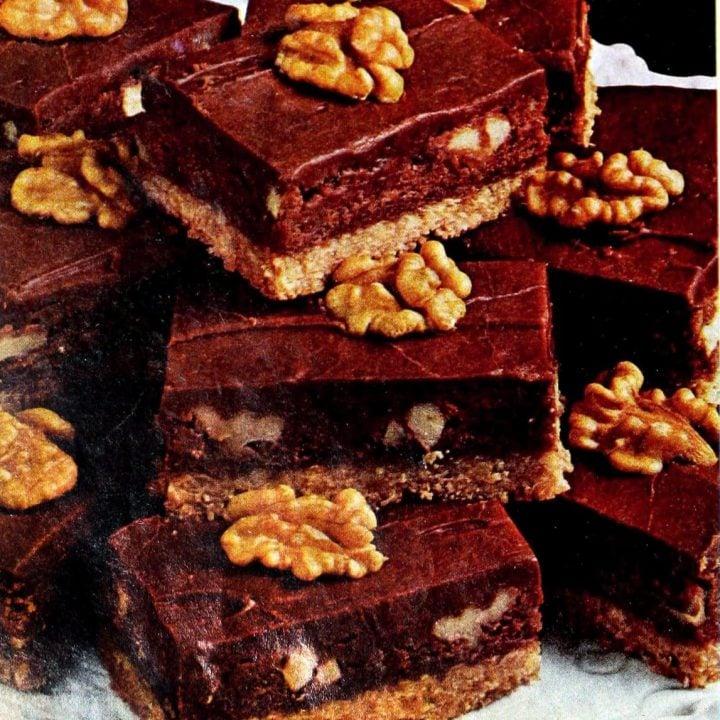 Tri-level brownies (1968)