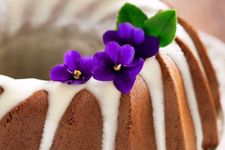 Triple lemon ripple cake recipe