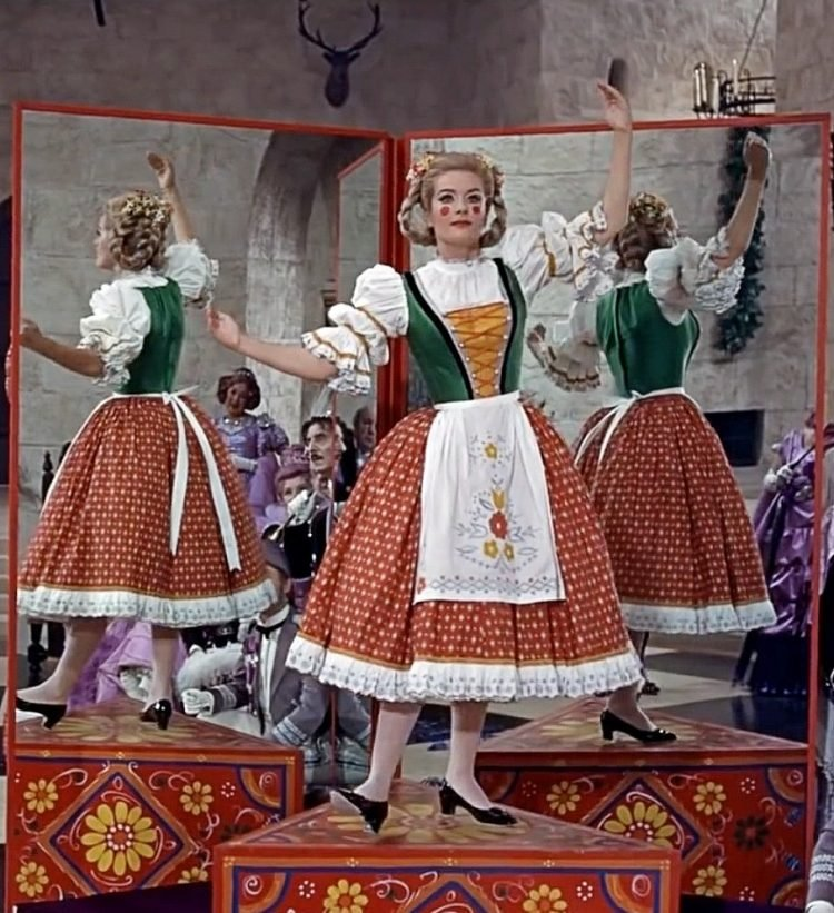 Truly Scrumptious as the dancing doll - Chitty Chitty Bang Bang (1968)