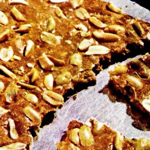 Try these award-winning peanut brittle cookies from the 50s
