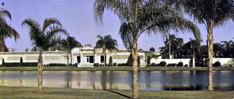 Tupperware world headquarters - Orlando 1963