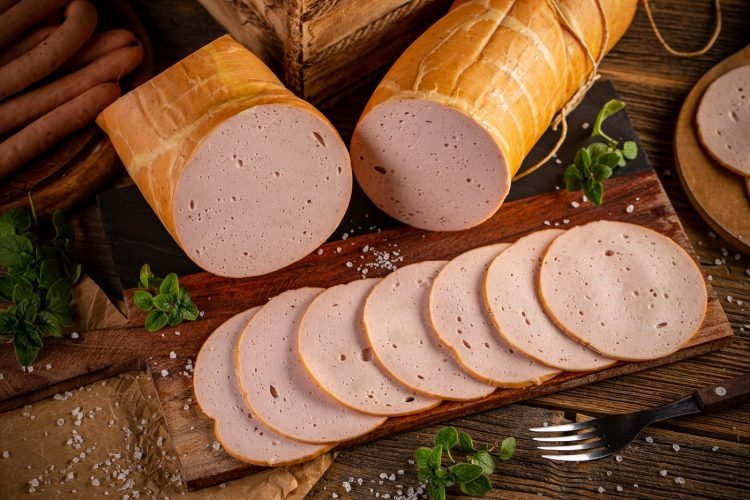 Poultry cold cuts