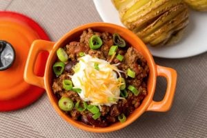 Easy turkey chili retro recipe 1994