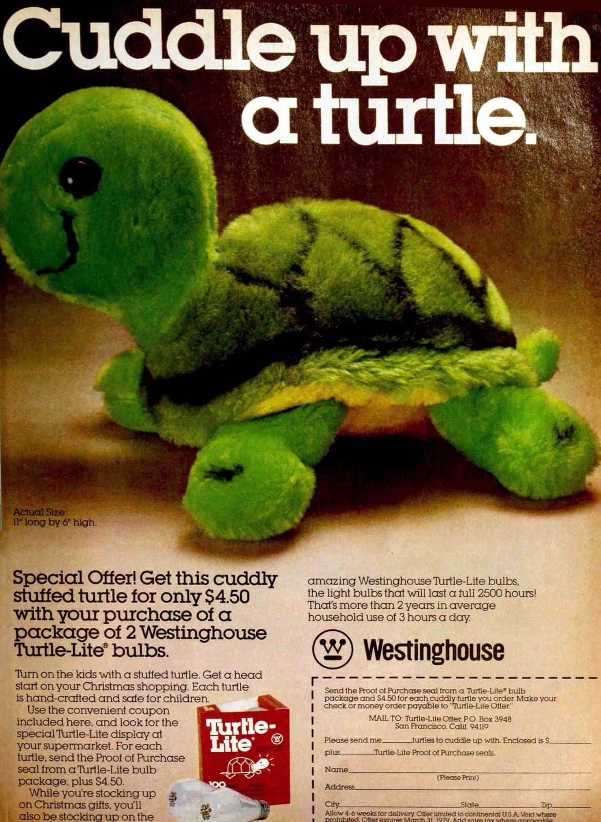 Turtle-Lite turtle toy (1978)