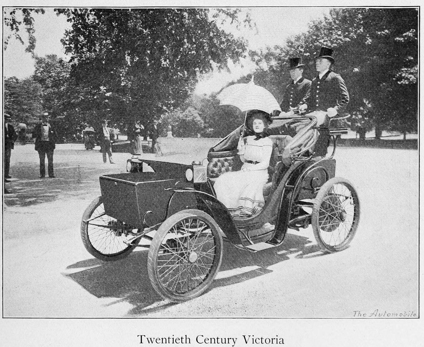 Twentieth Century Victoria (1899)