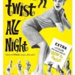 Twist All Night - The Continental Twist movie with Louis Prima - 1961
