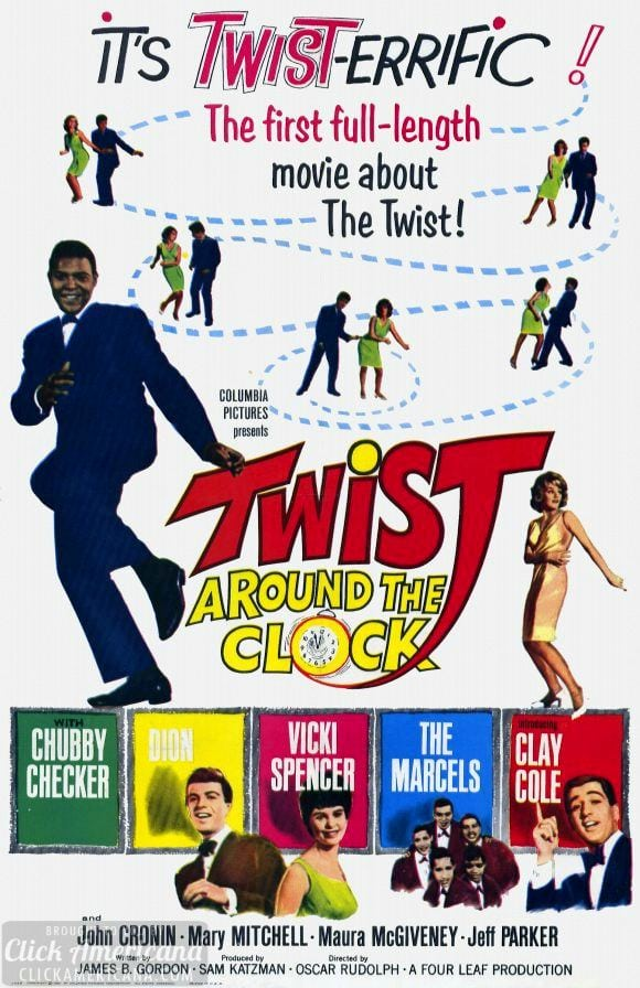 Twist Around The Clock movie - 1962