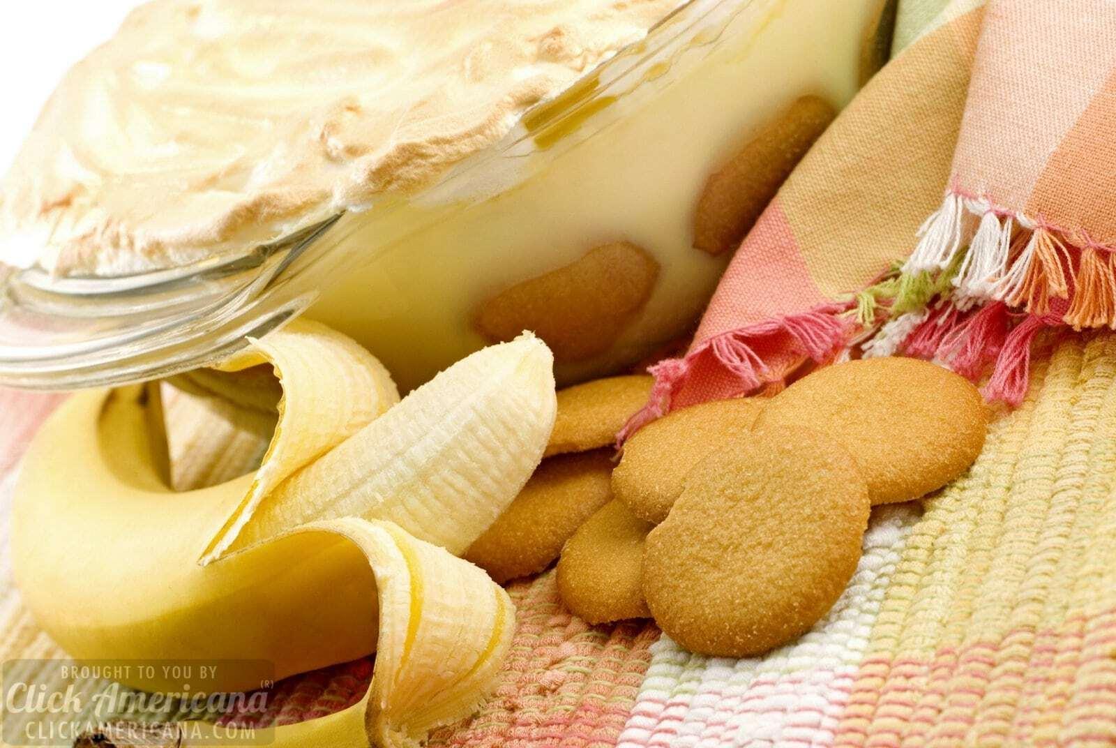 Two sensational Southern banana pudding recipes