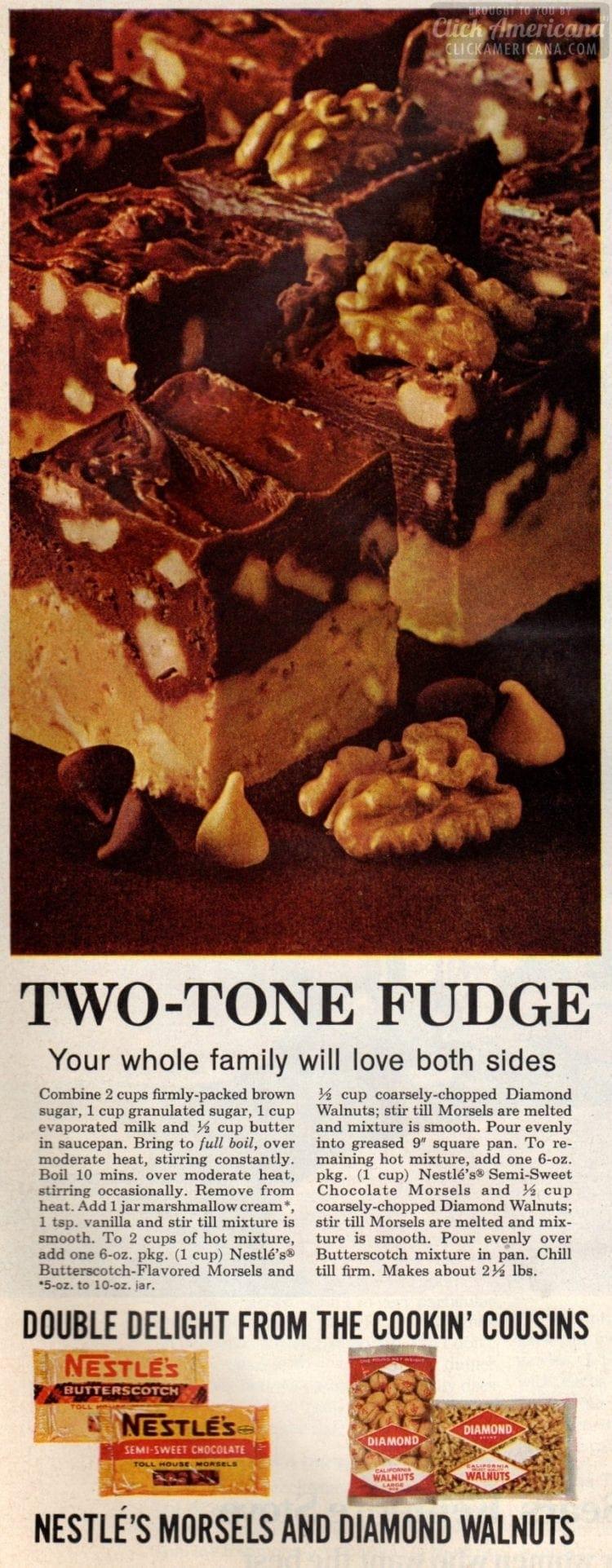 Two-tone fudge Chocolate butterscotch 1968 (2)