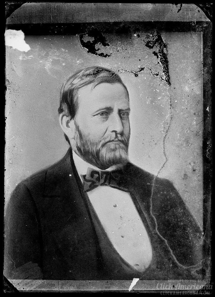 Ulysses S. Grant photograph