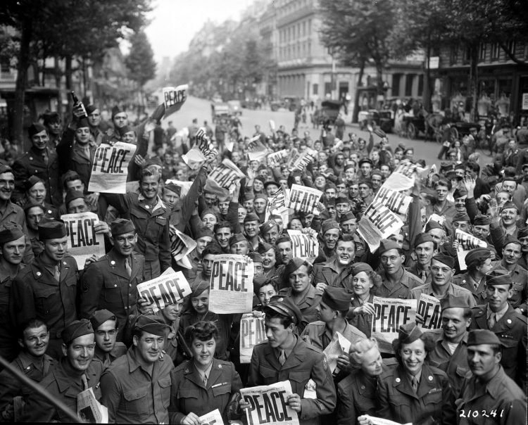 VJ Day - Victory in Japan - WWII at Click Americana (10)